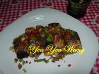 (配啤酒好味道)椒鹽鯖魚塊