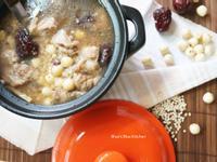 蓮子薏米排骨湯