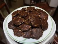 杏仁巧克力餅乾《飛利浦氣炸鍋》