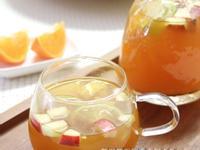 夏季風味新鮮水果茶