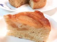 焦糖奶油蘋果蛋糕
