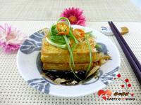 煎雞蛋豆腐