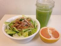 低卡健康料理:排毒早餐