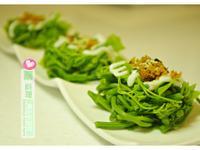 蓁料理♥涼拌龍鬚菜