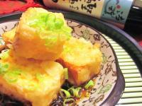 外酥內軟炸豆腐『淬釀日式下午茶點』