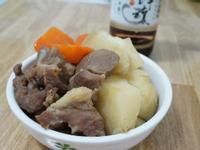 滷豬軟骨 『淬釀中式下午茶點』