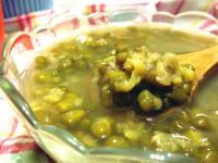 綠豆湯(免浸泡.省瓦斯版)