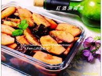 ♥i fun心料理♥法式紅酒漬蘋果 (檸檬香)