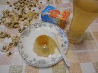 菊花茶、寒天茶凍 『諾鈣C發泡錠』