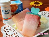 鮮甜西瓜冰棒『諾鈣C發泡錠』
