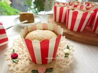 咖啡榛果戚風杯子蛋糕