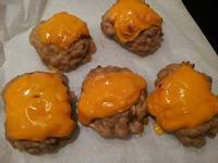 簡單漢堡排『飛利浦氣炸鍋』