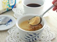 豆漿雞蛋燉奶佐黑糖蜜[光泉加值型植物奶]by戀戀家