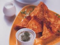 里昂式早餐蛋土司