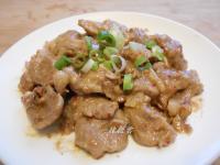 豆腐乳燒肉