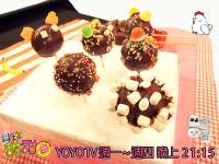料理甜甜圈【甜蜜點心】棒棒糖蛋糕