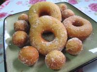 馬鈴薯甜甜圈