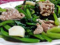 菠菜牛肉【食在養生】