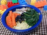素食副食品-營養豐富的味增拉麵