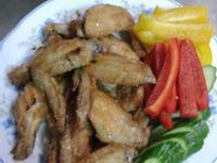 鹽酥雞翅『飛利浦氣炸鍋』
