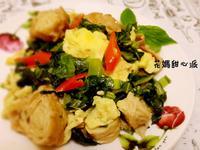 蛋香雪菜素豆腸