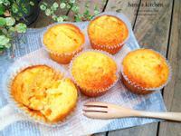 橙香優格杯子蛋糕