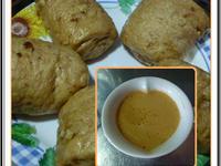 黑糖堅果饅頭&五穀米豆漿