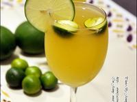金桔檸檬飲