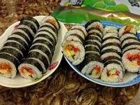 好吃壽司捲「元本山海苔」