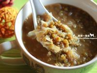 黑糖銀耳綠豆湯 (阿基師小撇步)