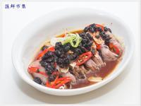 超下飯~豆豉蒸小卷