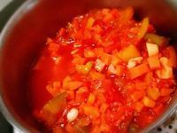 義式素紅醬