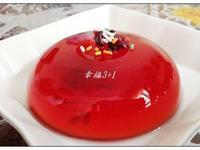 洛神花茶凍