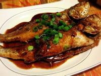 香煎糖醋鱼