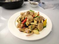 有心食譜:蔬食炒豬菲力