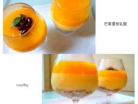 芒果優格乳酪
