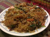 超好吃又簡單的韓式炒冬粉(雜菜)
