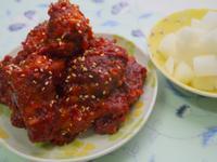 韓式辣醬炸雞