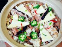 竹筍炊飯(附超簡單砂鍋煮法)
