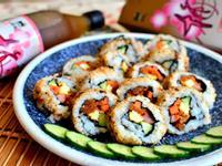 梅醋鰹魚壽司 【穀盛鮮梅健康醋】