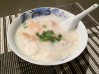 港式砂鍋海鮮粥