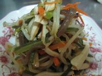 開胃小菜6---簡易十香菜