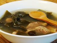 海帶燉鴨湯(排毒)