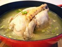 韓國人蔘雞湯~三伏天夏補