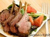 [Serena上菜]香氣逼人的孜然小羊排