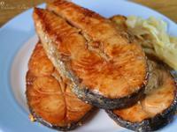 香煎味噌鮭魚排