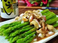 芥子堅果涼拌蘆筍【穀盛芥子脆綠鮮】