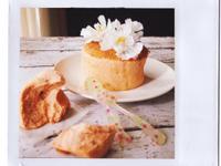 荔枝玫瑰戚風蛋糕