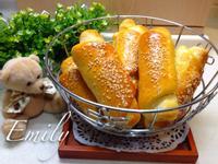 香濃雞蛋奶油麵包捲