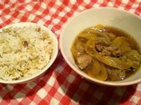 【空姐愛煮菜】洋蔥甜椒豬肉甘辛煮